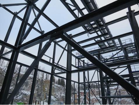 Видове метални конструкции и процеси на изработка