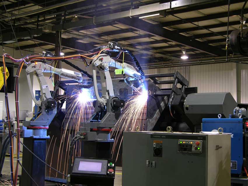 Какво е роботозирано заваряване?